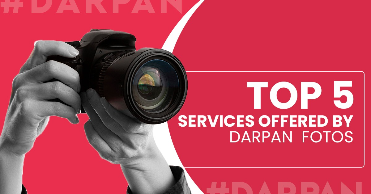 5 best services offered by darpan fotos